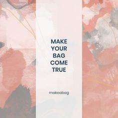#makeabag You Bag, Bag Making, Make It Yourself, How To Make