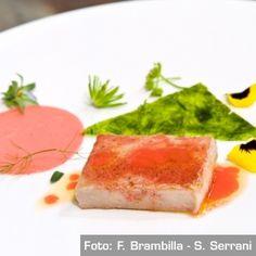 Bonito parterre. Chef Juan Marì e Elena Arzak http://www.identitagolose.it/sito/it/ricette.php?id_cat=12&id_art=960&nv_portata=23&nv_chef=&nv_chefid=&nv_congresso=