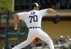 On the Move and On the Verge: Robbie Ray to Start for the Detroit Tigers on Tuesday