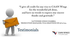 Read the #testimonials from one of our clients