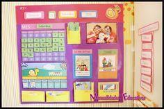 Calendario Educativo – Imprimible Gratis