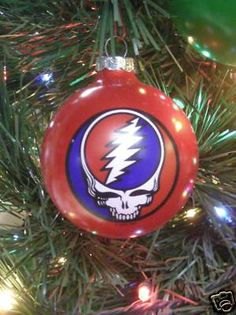 grateful dead christmas ornament new in original packaging from 1996 97 499 www