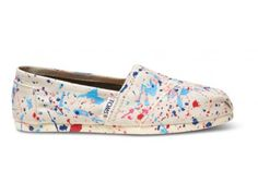 Tyler Ramsey Speckled Dot Women's Classics #toms