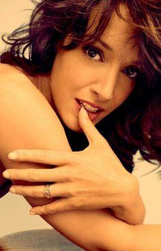Jennifer Beals . . .freakin gorgeous