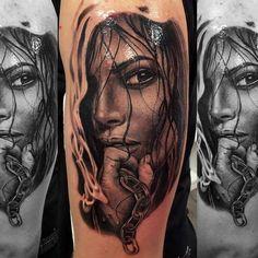 PapiRouge - Willkommen bei PapiRouge Tattoostyle
