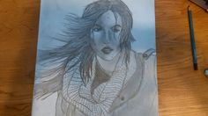 My rise of the tomb raider drawing