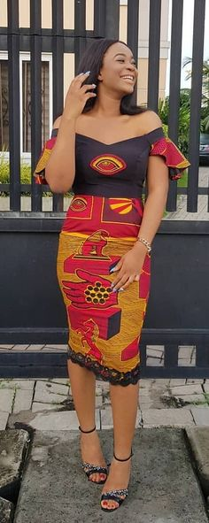 Fashion ideas for african fashion outfits 227 African Fashion Designers, African Fashion Ankara, Ghanaian Fashion, African Inspired Fashion, African Print Fashion, Africa Fashion, African Prints, Men's Fashion, Fashion Outfits