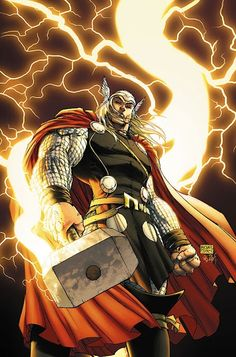 Thor comic-book-heroes