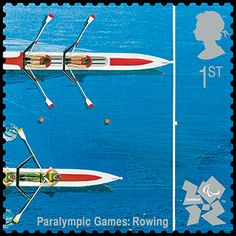 Royal Mail launches illustrated stamps for London 2012 Olympics - News - Digital Arts