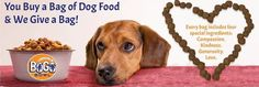 Buy a bag of @BOGOBowl pet food and they will donate one.