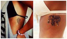 ΥΓΕΙΑ ΚΑΙ ΟΜΟΡΦΙΑ: 30 Προτάσεις για γυναικεία Tattoos στα πλευρά!