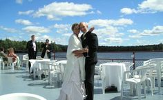 Get married on a ship!