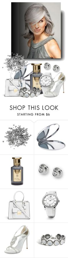 """""Silver"" age with young soul - Woman #3."" by babysnail ❤ liked on Polyvore featuring Miss Selfridge, Shay & Blue, FOSSIL, Michael Kors, David Yurman, René Caovilla, John Hardy, Silver, michaelkors and davidyurman"