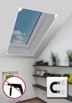 Fabulous Ideen für Vorhänge am Dachfenster. Dachfenster, Rollo, Ideen YK35