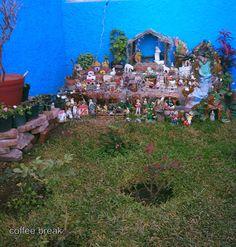 Nacimiento Mexicano Navidad Pinterest Mexican