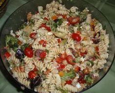 Michele's Pasta Salad