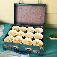 Awesome idea for a popcorn holder at a birthday party #plane #birthday #theme