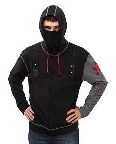 Exclusive Premium Winter Soldier Hoodie
