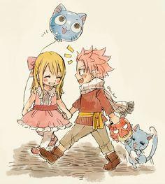 Natsu x Lucy !