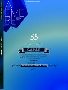 #AEMEBE edição 55 issuu.com/aemebedesign facebook.com/aemebemagazine