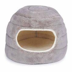 Slumber Pet Cuddler Dog Bed - Gray
