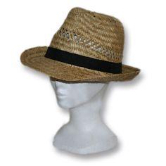 chapeau  paille - Vannerie Sana