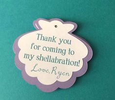 Image result for goodie bag shell tag