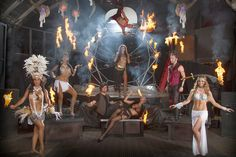#firedancers #thedancingfire