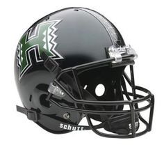 College football today in a world of change. From new conferences to new uniforms to new stadiums, everything seems to be changing. But college football is great in part due to its traditions. Football Helmet Design, College Football Helmets, Football Today, Sports Helmet, Hawaii Rainbow Warriors, Sports Uniforms, Hot Cheerleaders, Hawaii Life, All Team