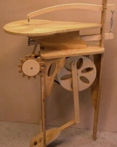Ok, this is not old or vintage but it's a cool hand man scroll saw History of Power Tools, Tools catching fire, Made in USA list. Go to https://www.oldtoolemporium.com/made-in-usa-fun-history # hand...
