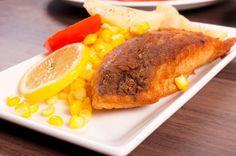 Vyprážaný kapor Steak, Food, Essen, Steaks, Meals, Yemek, Eten
