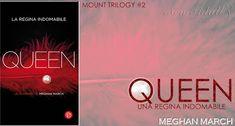 "Recensione in anteprima: QUEEN. LA REGINA INDOMABILE ""Mount Trilogy #2"" di MEGHAN MARCH https://ift.tt/2LLLfgz"
