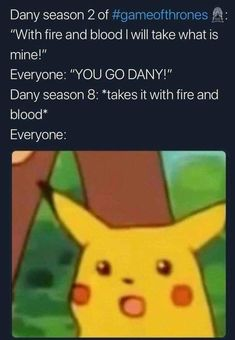 Tagged with funny, gameofthrones, spoilers, meme dump, Shared by A Game of Thrones themed Dump The Mentalist, Sherlock, Pikachu Memes, Tv Memes, Game Of Thrones Funny, Got Game, Valar Morghulis, Wholesome Memes, Motivation