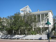 Porches and crow's nests