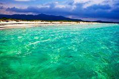 One of my favorite beaches in Sardegna...La Cinta...AMAZING!