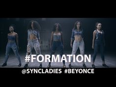 BEYONCE FORMATION by @SYNCLADIES - Chloe Arnold's Syncopated Ladies - YouTube