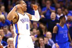 NBA: Russell Westbrook se queda en OKC por US$205 MM