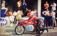 "Giacomo Agostini MV Agusta Monza 70's """