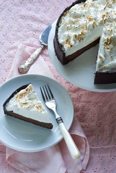 Gluten Free Dairy Free Chocolate Cream Pie Recipe (Can easily add gluten and dairy, should you wish to do so)