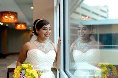 Bridal / Wedding Photos. Zilker Skywalk. Hyatt Regency Austin. All Dolled Up ATX.  Second Summer Bride. Arthouse Floral Design. Eureka Photography