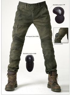 Vintage racing pants - would be great tactical range or shooting pants
