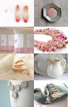 Spring is lovely! by jennifer bonnell on Etsy--Pinned with TreasuryPin.com