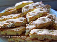 cantucci senza glutine  Gluten-free cookies with almonds  http://incucinasenzaglutine.blogspot.it/2012/01/quanti-modi-di-fare-e-rifare-i-cantucci.html