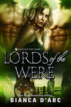 Lords of the Were (Tales of the Were Book 1) by Bianca D'Arc https://www.amazon.com/dp/B00UTTDDCE/ref=cm_sw_r_pi_dp_x_KtZRxbB2GQWPY