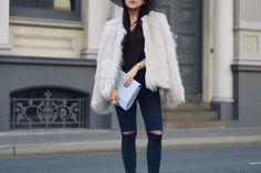 coat, fashion, and luxury image