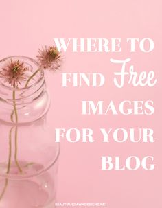 In this article I share a list of sites you can go to to find free images for your blog. These photos can be used for your personal and commercial work.