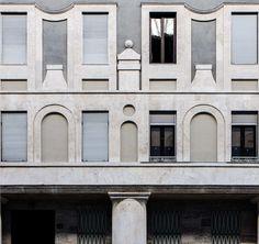 Giovanni Muzio, altrospazio · Architetture Milanesi