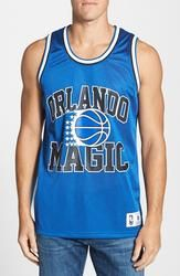 Mitchell & Ness 'Orlando Magic - Home Stand' Tank Top Cool Gifts For Teens, Orlando Magic, Tank Man, Tank Tops, Retro, Cotton, Nordstrom, Clothes, Shopping