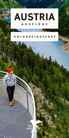 Kölnbreinsperre & Malta Hochalmstraße: mit ihren 200 Metern Höhe ist die Kölnbreinsperre in den Hohen Tauern die höchste Staumauer Österreichs und damit ein perfektes Ausflugsziel in Kärnten. Doch das ist nicht der einzige Grund, warum sich ein Ausflug dorthin lohnt. Mehr Informationen findet ihr auf unserem Blog. #kölnbreinsperre #austria #kärnten # ausflügeinösterreich #ausflügeinkärnten Malta, Reisen In Europa, Happy, Travel, Outdoor, Europe Travel Tips, Round Trip, Road Trip Destinations, Outdoors