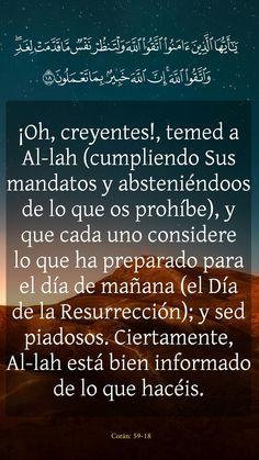 65 Corán En Español Ideas Islam Quran Quran Verses